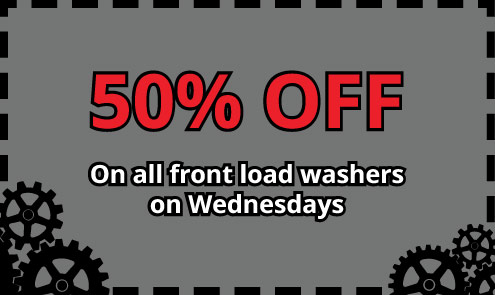 Coupon Wednesdays 50 Percent