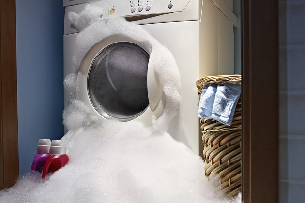 Avoid Detergent Overload