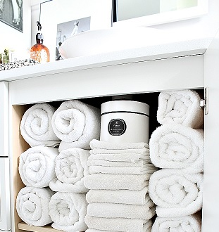 Creative Ways to Fold Towels