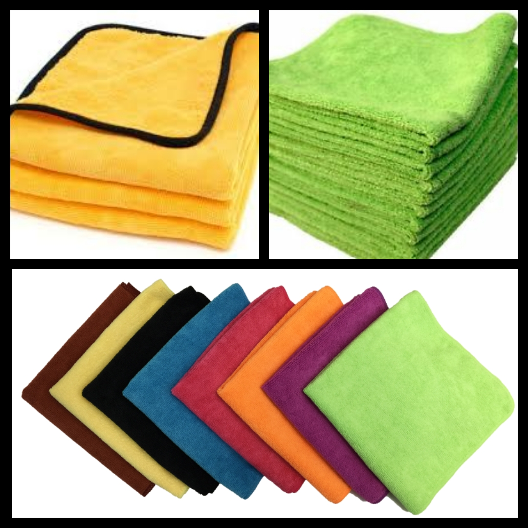 How to Wash/Dry Microfiber Towels