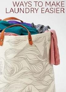 Make Your Laundry Easier