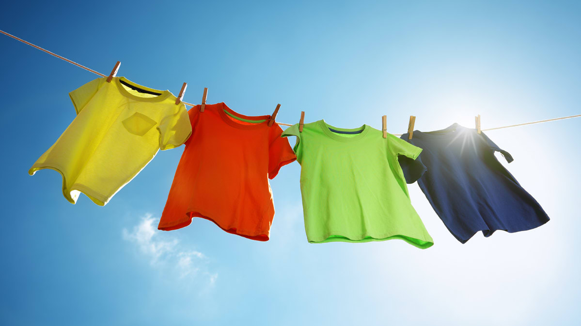 How To Get Cleaner Brighter Clothes Sapulpa Laundry