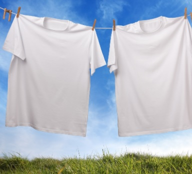 Whiter and Brighter Laundry