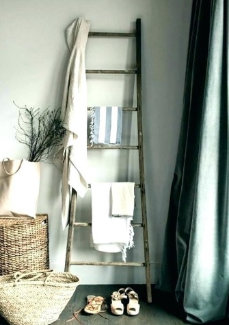 Clever Ways To Display Your Towels