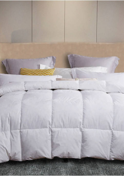 Caring For Your Down Comforters & Pillows