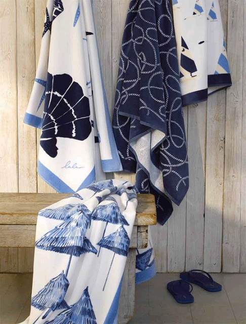 Cleaning Summertime Mildewed Towels